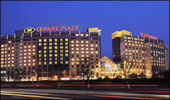 Crown Plaza Beijing Hotel