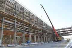 Saudi Pipe Rack Project